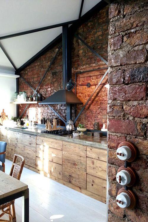 Cocinas rusticas   bricolaje10.com