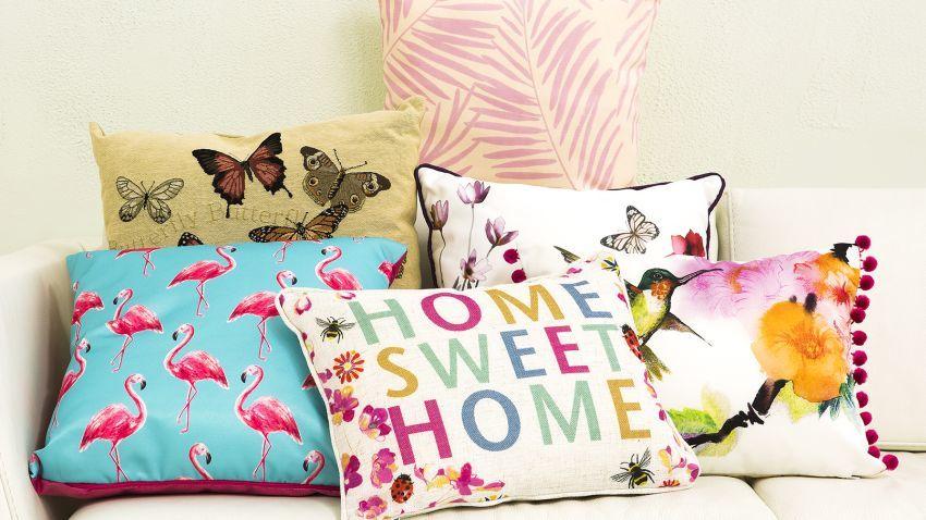 C mo hacer fundas de almohada ideas y decoraci n bricolaje 10 - Hacer cojines para sillas ...