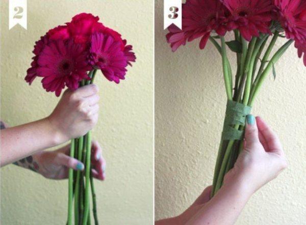 como-hacer-un-buen-ramo-de-flores-frescas-para-san-valentin-2015-union-tallos