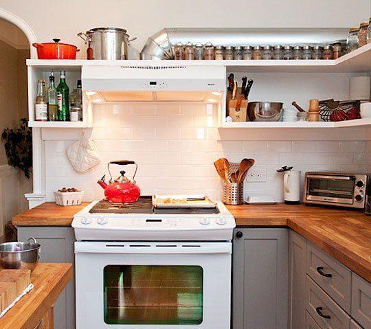 9 formas de ordenar la cocina for Como ordenar la cocina