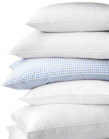 almohadas chinches