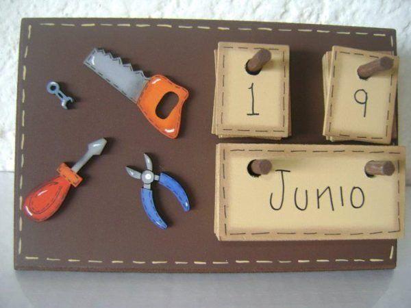 calendario dia del padre 2015