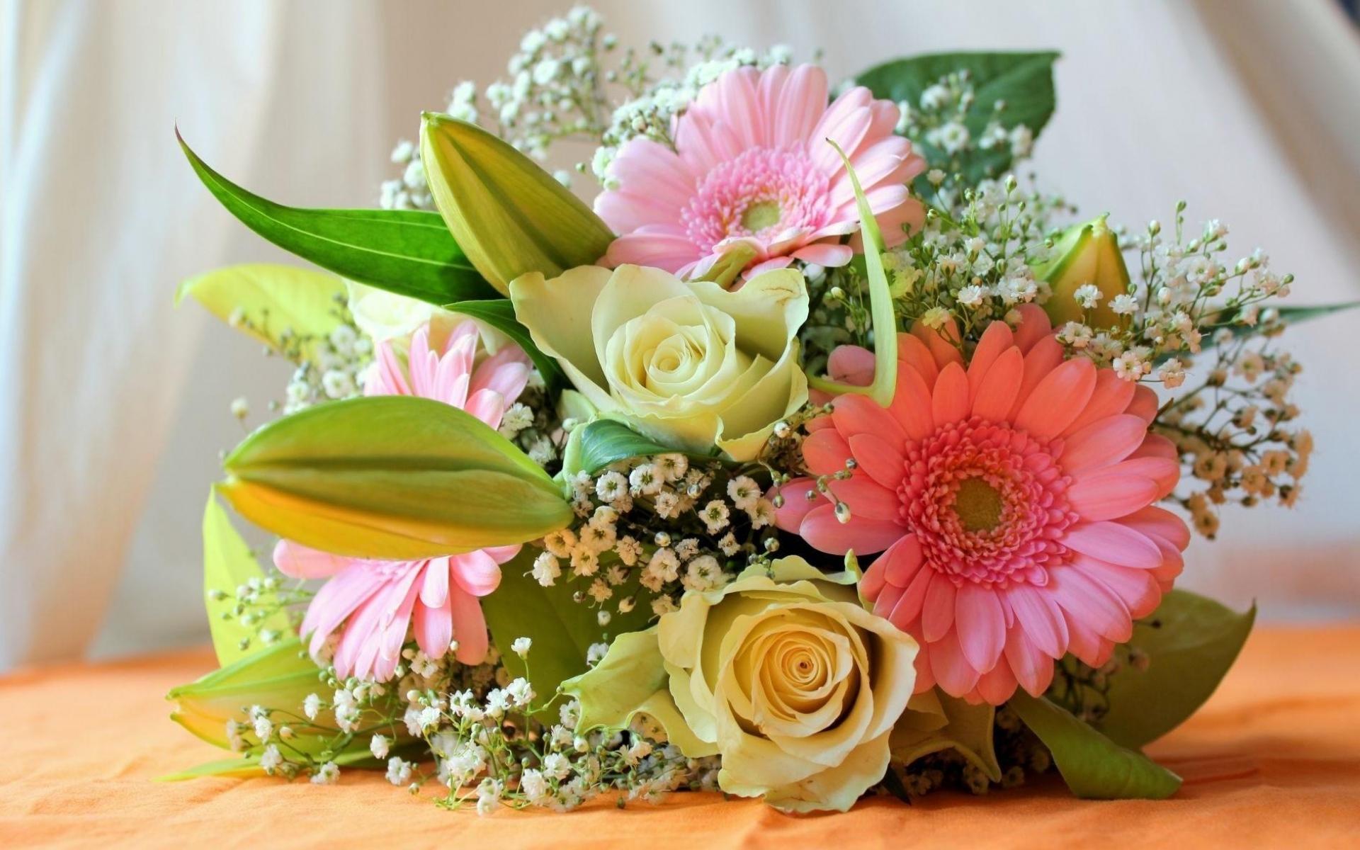 Como hacer un buen ramo de flores frescas para san - Como hacer ramos de flores ...