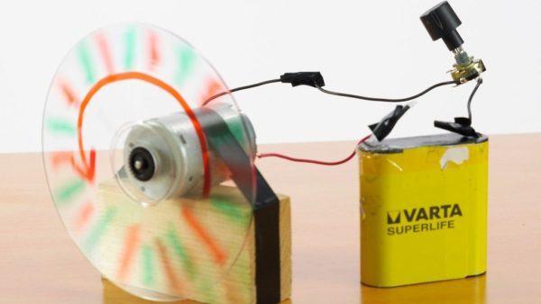 Circuito Electrico Simple Con Interruptor : Cómo hacer un circuito eléctrico bricolaje10.com