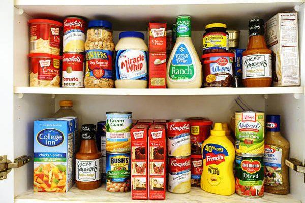 Ideas ordenar cocina despensa