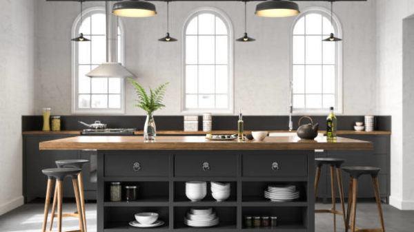 Ideas ordenar cocina iluminacion
