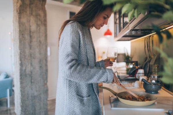 Ideas ordenar cocina sarten