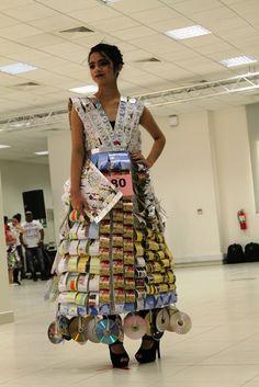 reciclar disfraz carnaval