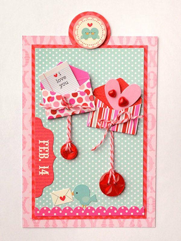 romanticas-tarjetas-de-san-valentin-hechas-a-mano-pajaritos