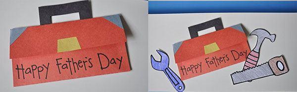 manualidades-originales-para-el-dia-del-padre-con-materiales-reciclados-tarjeta-caja-herramientas