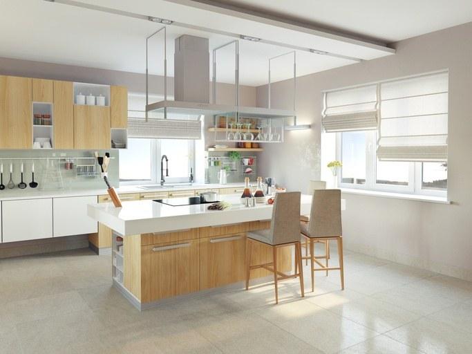decoraci n de cocinas r sticas con encanto bricolaje 10. Black Bedroom Furniture Sets. Home Design Ideas