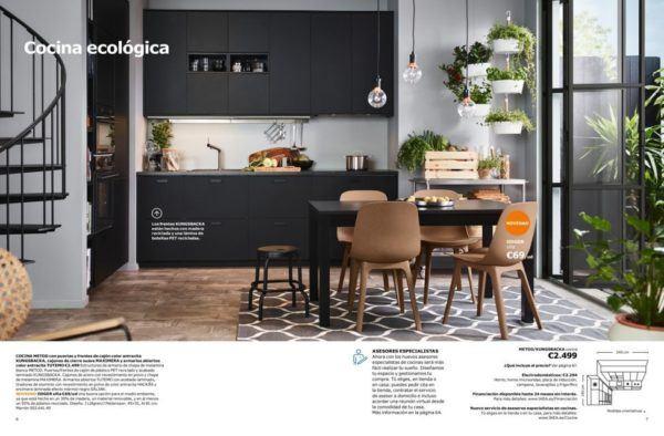 Cocinas modernas cat logo ikea 2018 - Cocina hogar chiclana catalogo ...