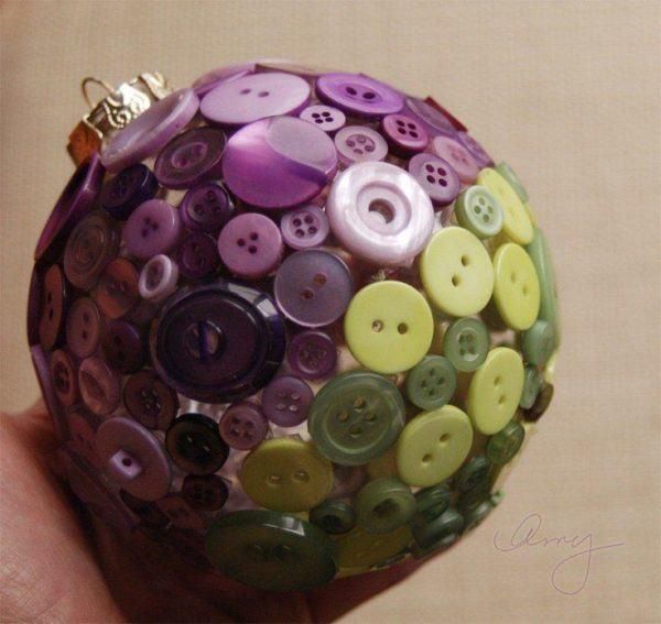 adornos-de-navidad-reciclados-con-botones