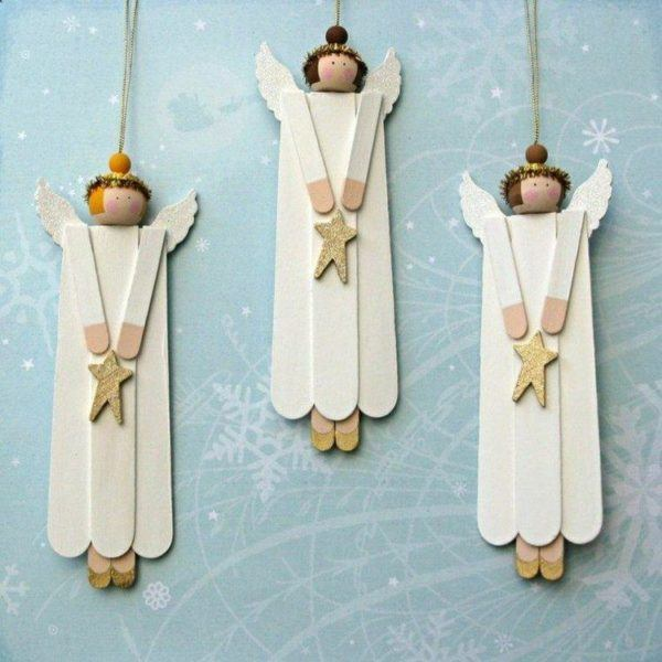 adornos-de-navidad-reciclados-con-palos-de-madera