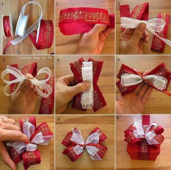 Como Envolver Regalos Navidad 2018 A La Perfeccion Bricolaje10com - Opciones-de-regalos-para-navidad