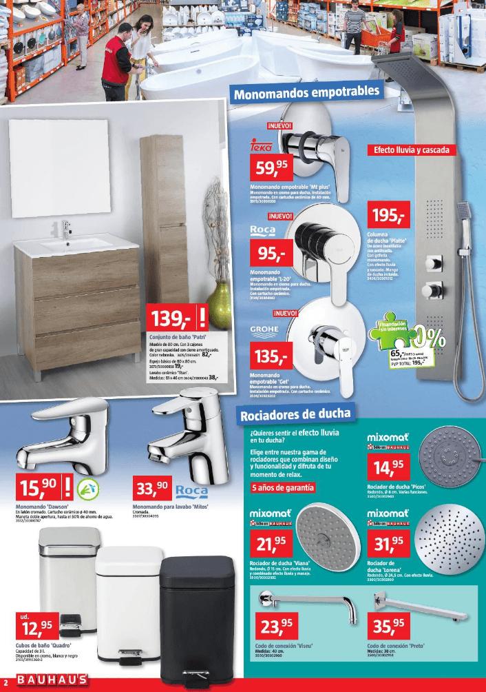 Armarios De Baño Bauhaus:catalogo-bauhaus-febrero-2016-productos-baño – Bricolaje10com