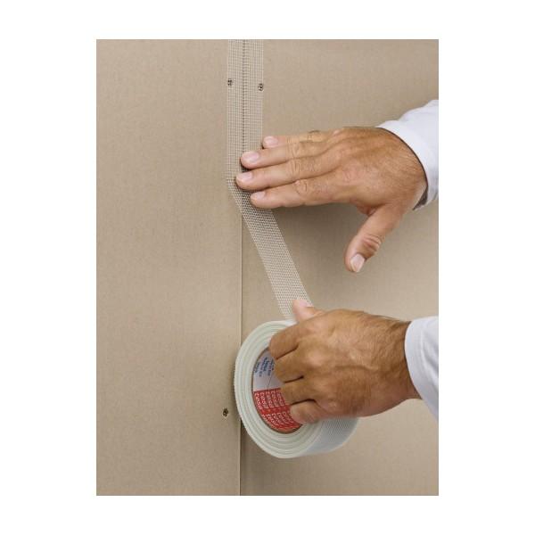 Como colocar una pared de pladur en casa sellador - Como hacer una pared de pladur ...