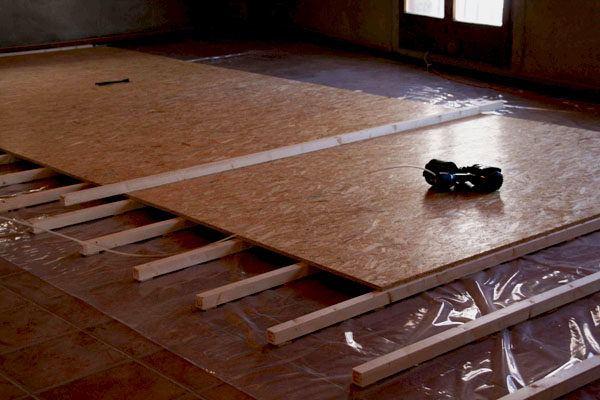 C mo colocar tarima flotante parquet o suelo laminado - Como limpiar parquet flotante ...
