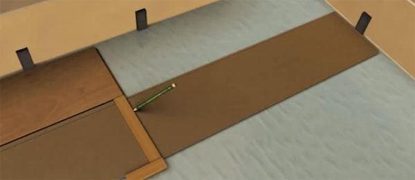 recortar-el-suelo-laminado