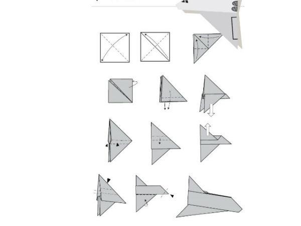 aviones-papel-shuttle