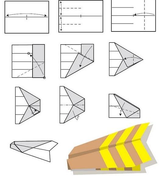 como-hacer-aviones-de-papel-delta