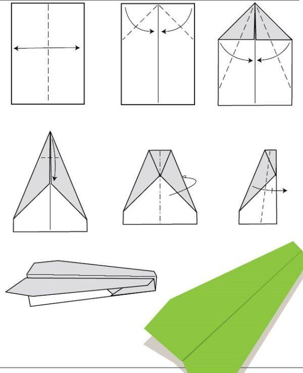 como-hacer-aviones-de-papel-glider