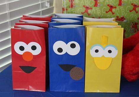 4a3c957c1 Cómo hacer bolsas de papel - Bricolaje 10