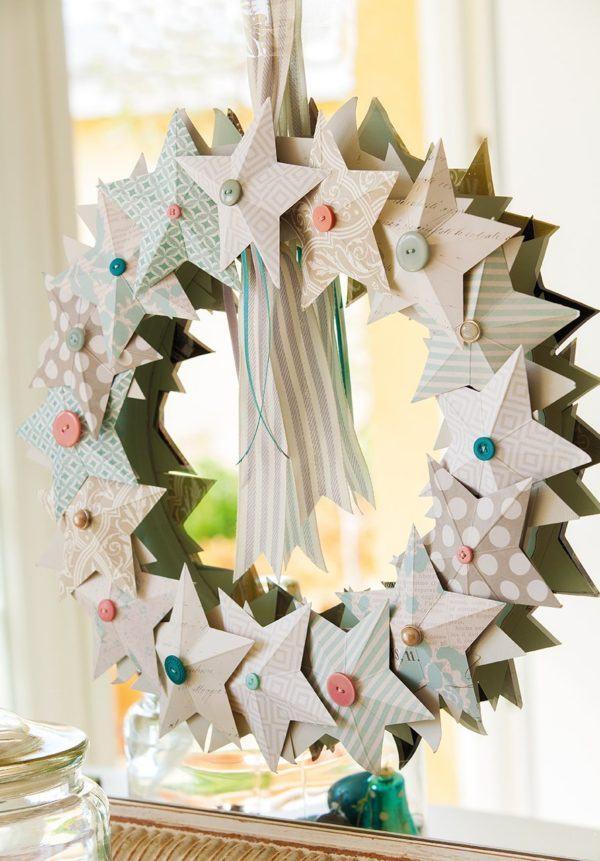 como-hacer-estrellas-de-papel-decoracion