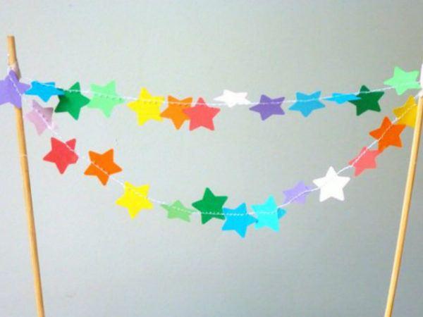 estrellas-de-papel-guirnalda
