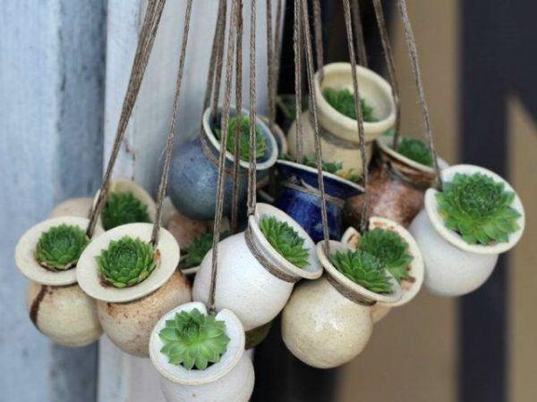 formas-de-decorar-con-plantas-colgadas
