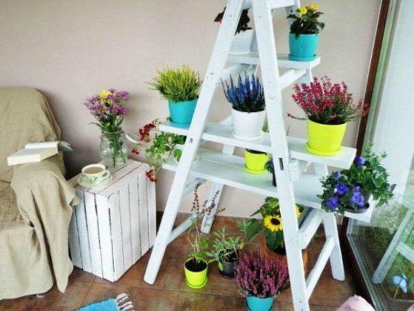 formas-de-decorar-con-plantas-escalera