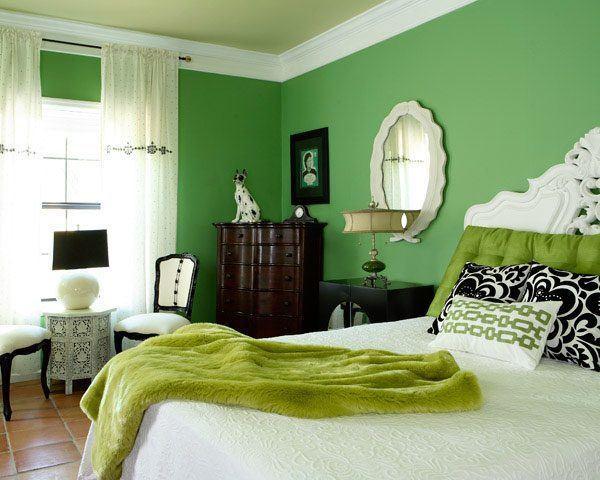 interiores,color,verde