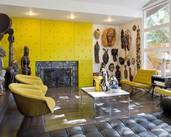 interiores-color-mostaza-tribales