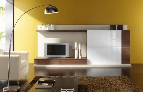 20 colores para interiores para decorar tu casa con estilo - Color ocre paredes ...