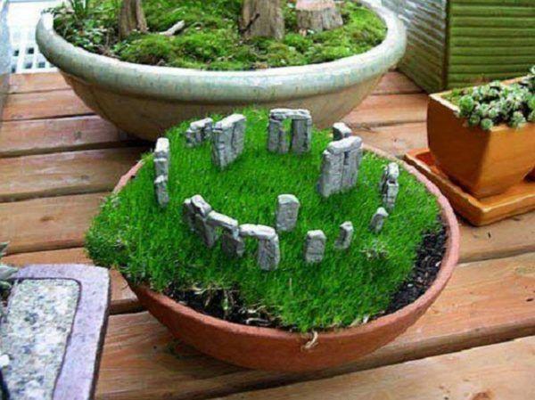 formas-de-decorar-la-casa-con-plantas-de-interior-stonehenge