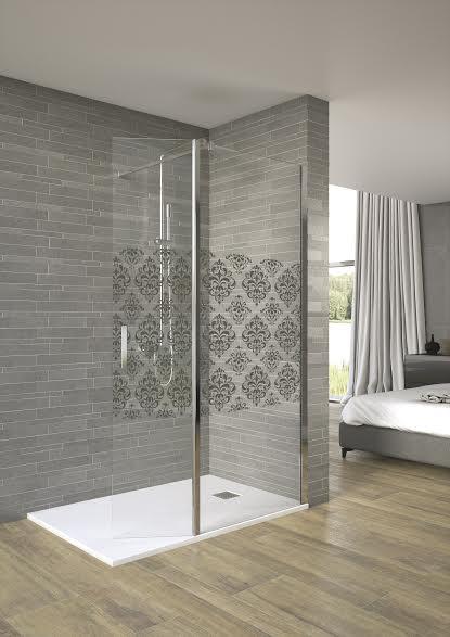 Bricolaje 10 tipos de mamparas de ducha para tener un ba o original bricolaje 10 - Platos de ducha con mampara ...