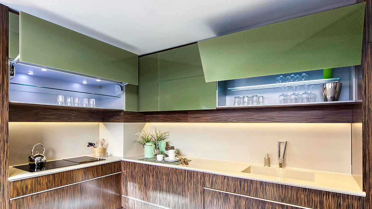 C mo colocar una encimera de cocina - Encimeras de cocina materiales ...