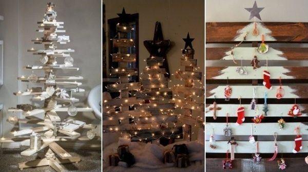 C mo hacer un rbol de navidad con material reciclado - Arbol navidad diseno ...