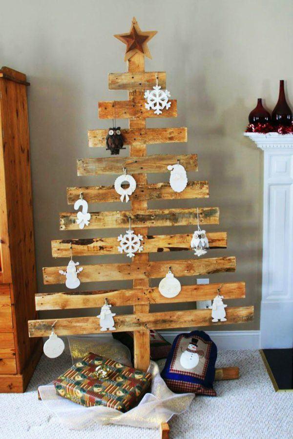 C mo hacer un rbol de navidad con material reciclado for Cosas decorativas para navidad