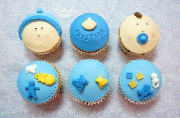 centro-de-mesa-para-un-baby-shower-cupcakes