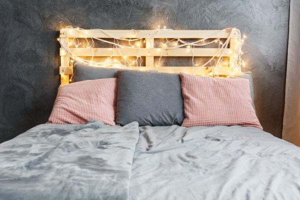 Cabeceros de cama palets