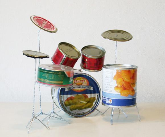 como-hacer-instrumentos-musicales-bateria