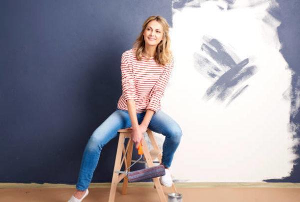 Como pintar una habitacion ideas