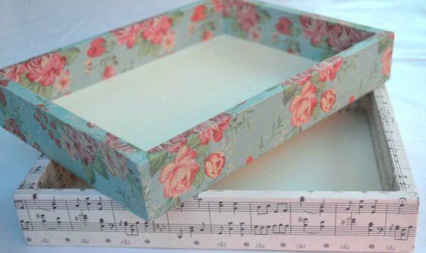 Cajas Decoradas Ideas Para Decorar Las Cajas Bricolaje10 Com