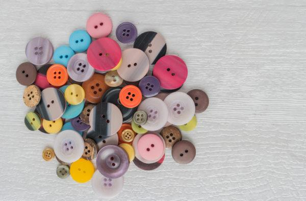Espejo con botones