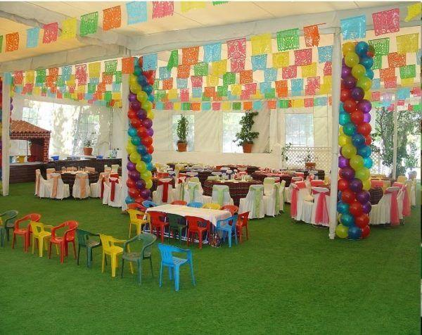 Cómo Decorar Fiestas Infantiles Con Materiales Reciclados