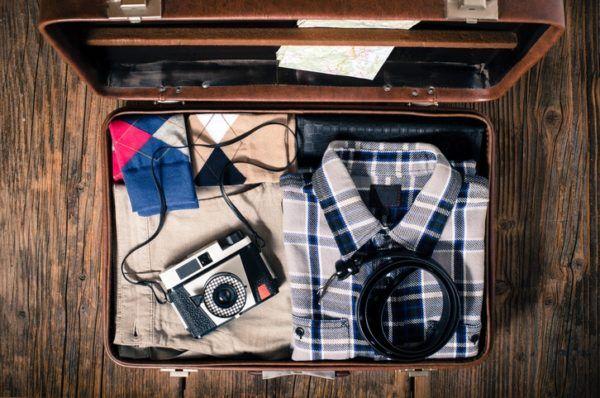 Como hacer una maleta hipster verano