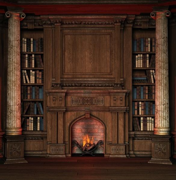 Ideas de chimeneas r sticas con encanto for Chimeneas de madera