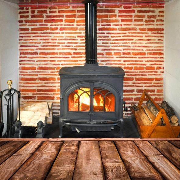 por ltimo un clsico que nunca falla de las chimeneas rstica de lea la chimenea modelo jaula para tener el fuego y los palos controlados