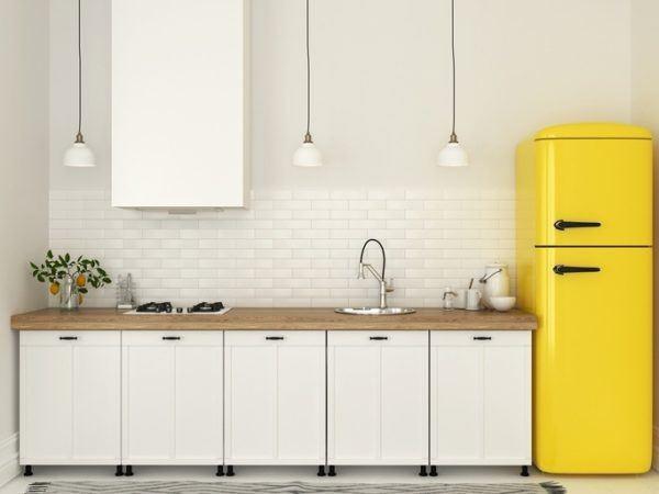 Decoraci n de cocinas r sticas con encanto for Cocinas rusticas blancas